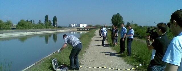 Cadavru găsit în barajul de la Săvinești – (UPDATE este vorba de un tânăr de 23 ani)