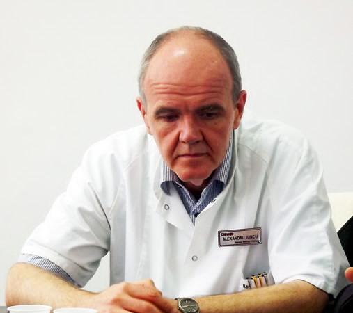 Dr. Alexandru Juncu a demisionat din funcția de director medical la Spitalul Județean
