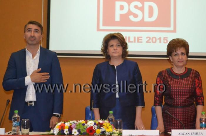 Organizaţia de femei social-democrate are un vicepreşedinte la nivel central! Urmează filiala PSD Neamţ?!