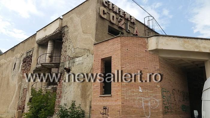 S-a hotărât soarta ruinelor Cinematografului Cozla! Costă un milion de euro! (foto-galerie)
