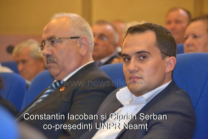 Rocadă UNPR la președinția Consiliului Județean Neamț?!