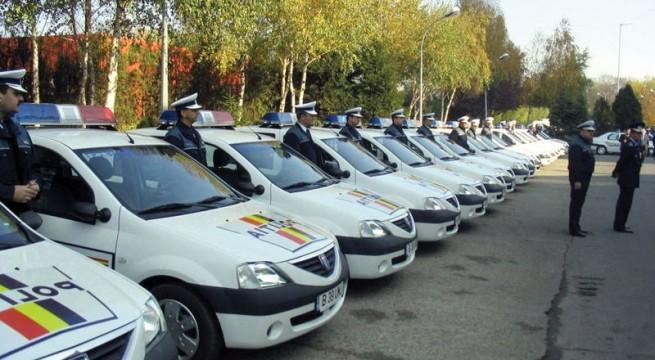 Peste 400 de polițiști nemțeni vor fi în stradă de sărbătorile pascale