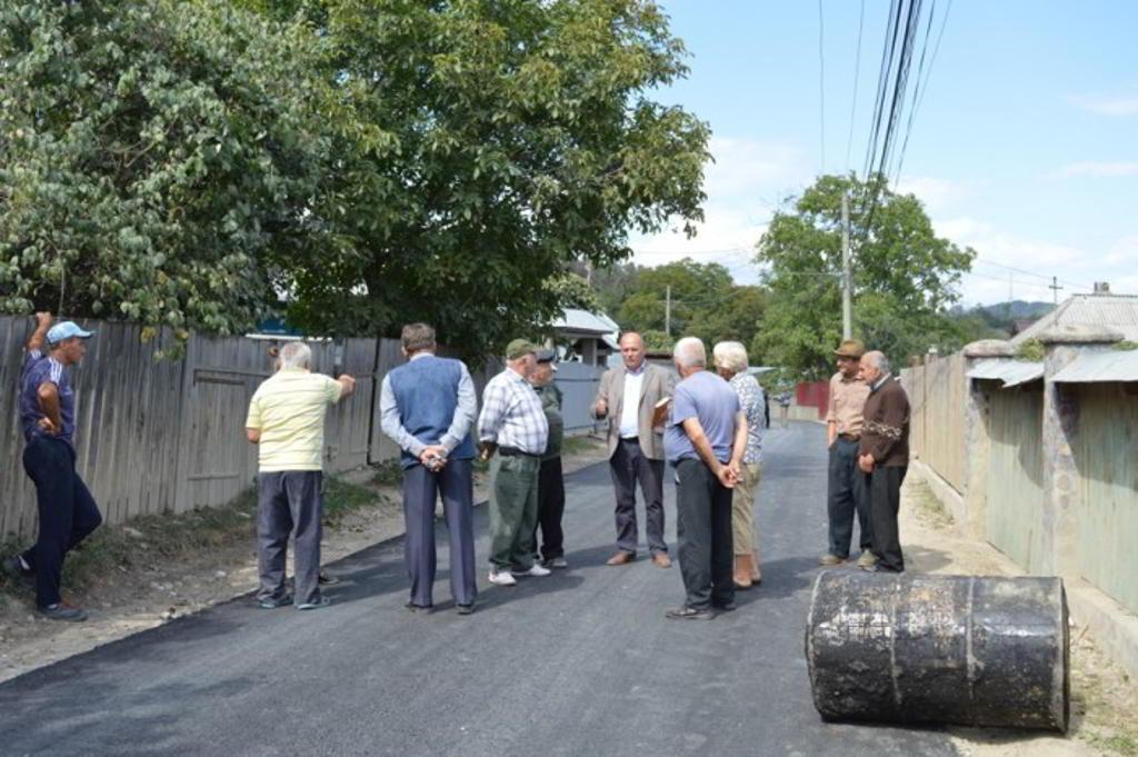 Primarul Dragoș Chitic a inspectat lucrările din Piatra Neamț