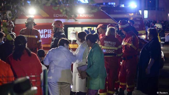 Iadul s-a dezlănțuit în Clubul Colectiv: zeci de morți, sute de răniți! Tragedia se poate repeta în orice club! Cronologia exploziilor cu victime din România!