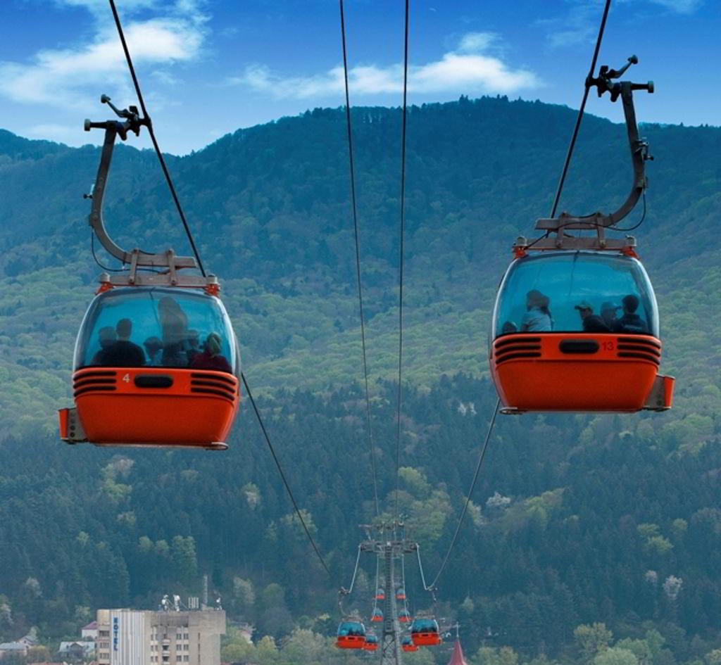 Primarul Dragoş Chitic: Muntele Cozla este mai sigur ca niciodată! La fel şi telegondola!