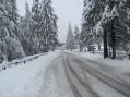 Drumuri închise, localităţi fără energie electrică! Situaţia din Neamţ, vineri, 21 aprilie, ora 07.00!