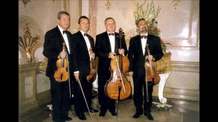 Cvartetul VOCES, din nou la Piatra Neamț