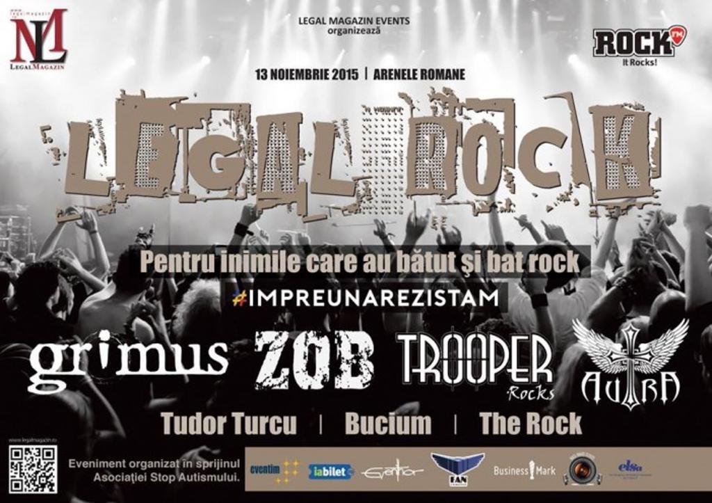 Concert Legal Rock