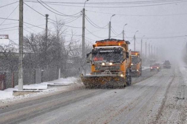 Iarnă veritabilă în Neamț! Iată situația drumurilor la prânz!