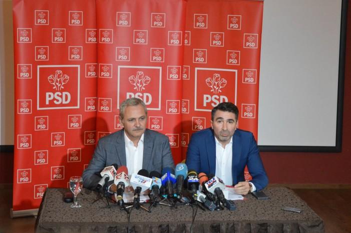 Miting PSD la Piatra-Neamț și în toate capitalele de județe
