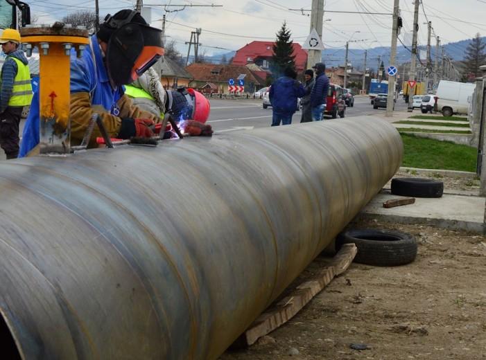 Luni se opreşte apa în aproape tot municipiul Piatra Neamț! Măsura se ia şi în 3 comune!