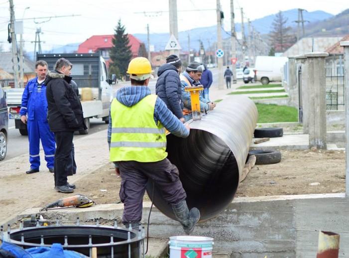 Marți va curge apă cu presiune redusă în tot cartierul Dărmănești din Piatra Neamț!!!