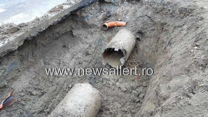 Mai multe străzi din Piatra-Neamț au rămas vineri fără apă din cauza unei avarii