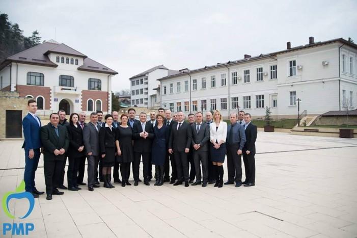 Traian Băsescu vine la Piatra Neamţ! Vineri lansează candidaţii PMP Neamţ la locale!