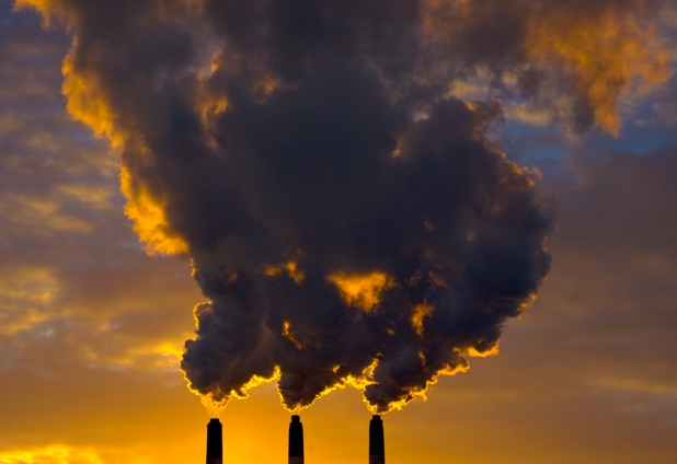 Poluarea atmosferică