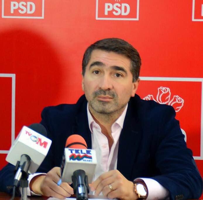 Președinte PSD Neamț, Ionel Arsene: Organizația noastră are nevoie de oameni ca Emilia Arcan