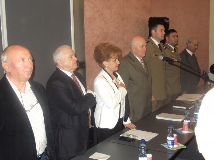 Președinta CJ Neamț, Emilia Arcan a felicitat cadrele militare în rezervă și în retragere