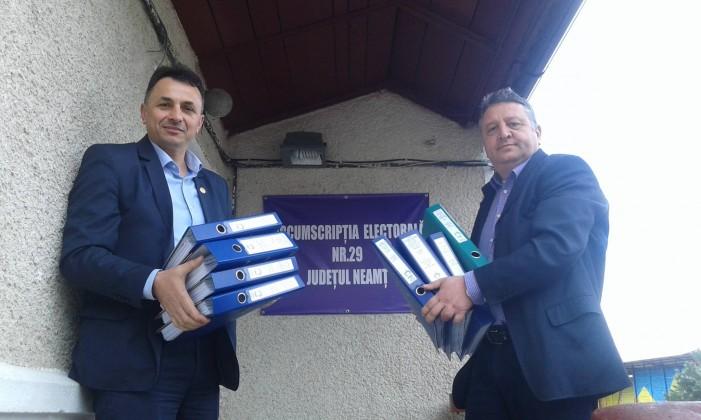 Tinerii din Neamț, promovați de partidul lui Băsescu! PMP Neamț și-a prezentat lista de candidați la CJ!