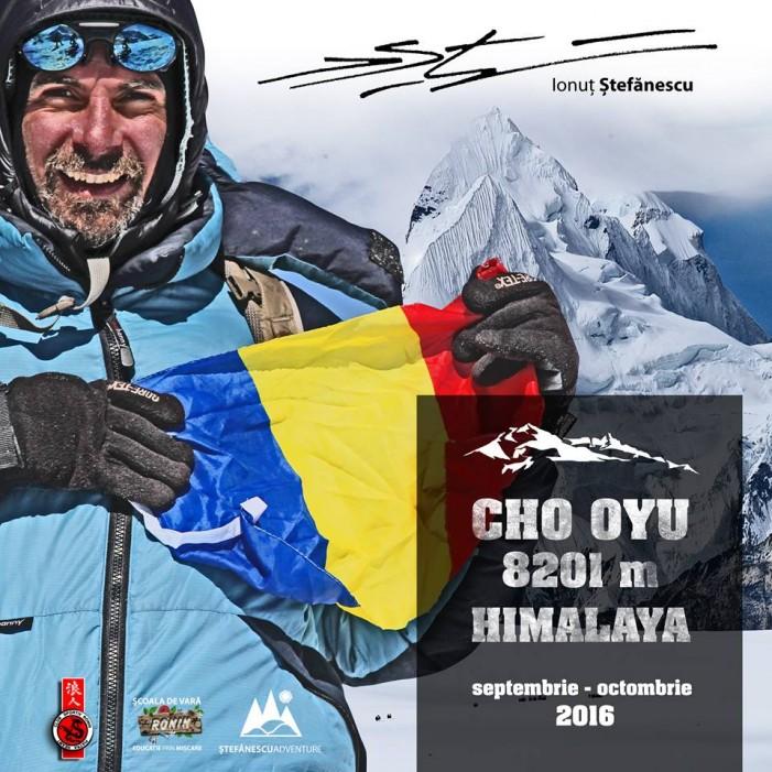 Mugur Cozmanciuc: Lansez un apel de susținere a expediției alpiniștilor pietreni Ionuț Ștefănescu și Adrian Laza