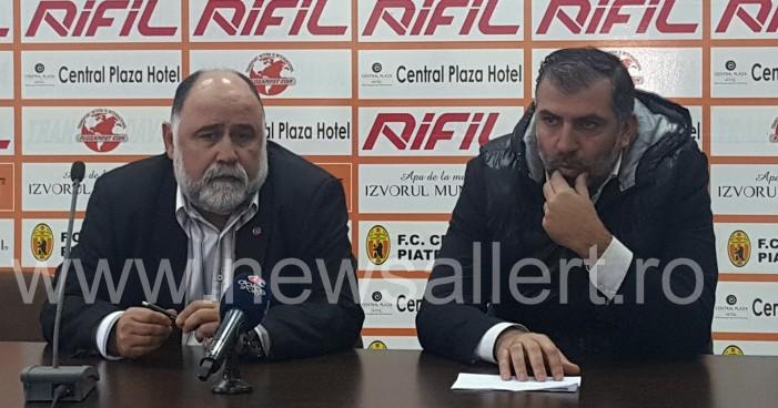 """Massone, apel disperat către candidații la Primărie! """"Salvați echipa Ceahlăul!"""""""
