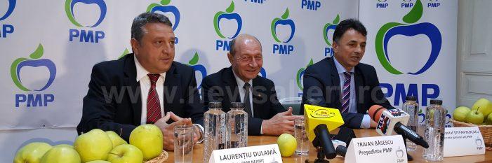 Laurențiu Dulamă și Dorin Antăl își prezintă proiectele de candidați ai PMP Neamț pentru alegerile parlamentare