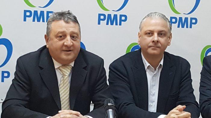 Laurențiu Dulamă (PMP): Reconsiderăm majoritatea din Consiliul Județean şi Consiliile Locale!