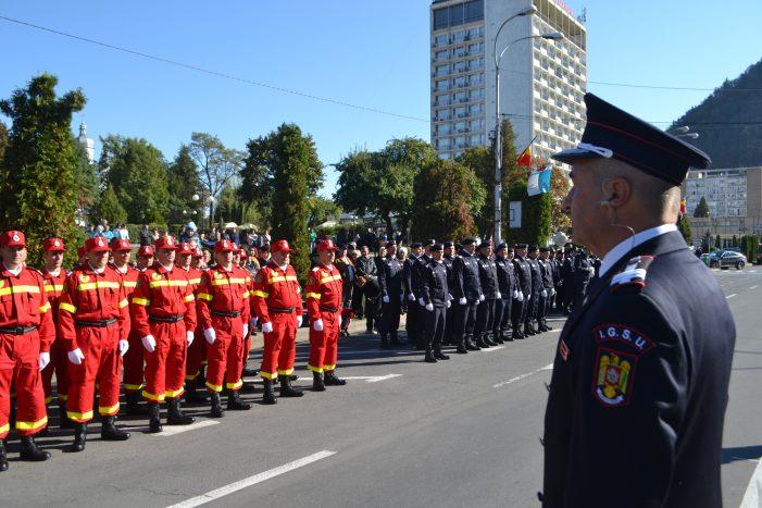 La ISU Neamț, foc continuu indiferent că sunt sărbători