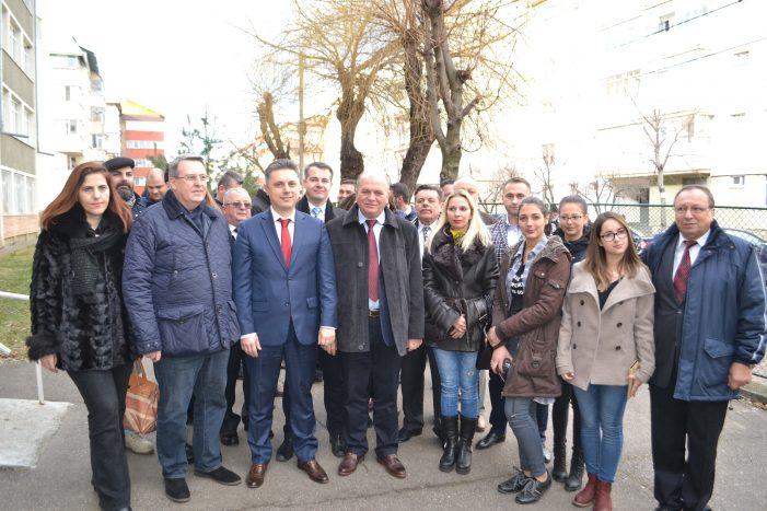 CANDIDAȚII VOTEAZĂ! PNL Neamț – Ce au declarat Mugur Cozmanciuc, Eugen Țapu Nazare și primarul Dragoș Chitic!