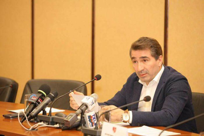 Președintele CJ Neamț, Ionel Arsene, le-a dat consilierilor PNL un ultimatum!