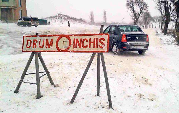 ALERTĂ!!! Drumul național Piatra Neamț – Roman a fost închis!