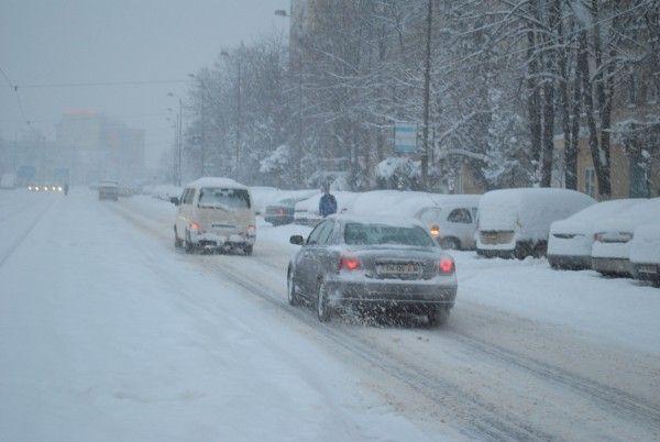 Situaţia drumurilor din judeţul Neamţ, marţi – 10 ianuarie 2017