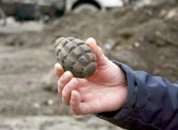 Grenadă descoperită pe strada Fermelor din Piatra Neamț