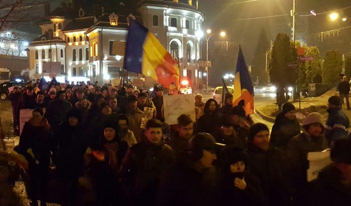 Protestele de la Piatra Neamț au fost anulate