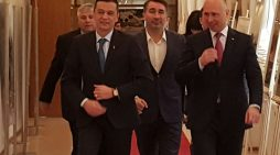 """Premierul Grindeanu: """"Ionel Arsene este un om care va marca pozitiv dezvoltarea județului Neamț"""""""