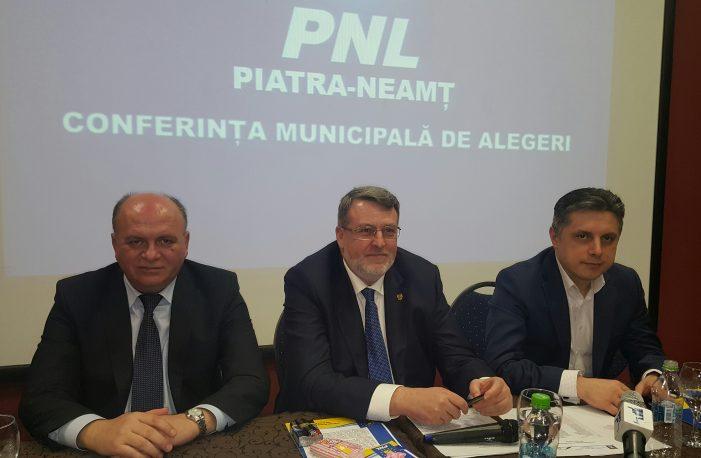 Nici o surpriză! Dragoş Chitic, ales preşedinte al PNL Piatra Neamț!