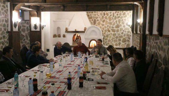 """Ionel Arsene şi """"Buna vestire"""" pentru majoritatea PSD-ALDE-PMP din Piatra Neamț"""