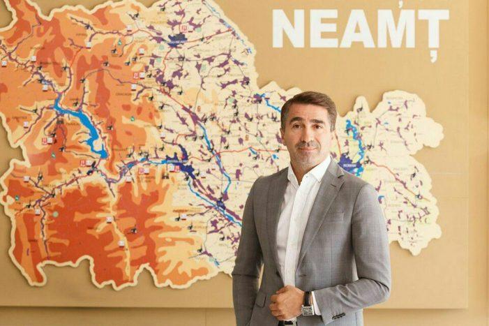"""Ionel Arsene (preşedinte CJ Neamț): """"Vă aştept, nemțeni, să petrecem in Ştrandul Tineretului alături de Phoenix, Talisman şi Vacanța Mare!"""""""