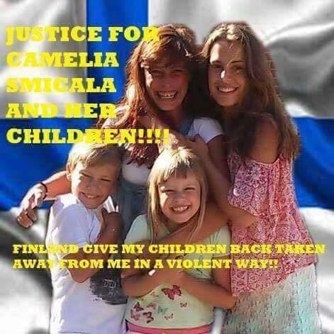 Locuitorii din Piatra Neamţ au ocazia să arate că le pasă! Acţiune de susţinere a doctoriţei Camelia Smicală! Opriţi abuzurile statului finlandez împotriva unei mame cu 3 copii!