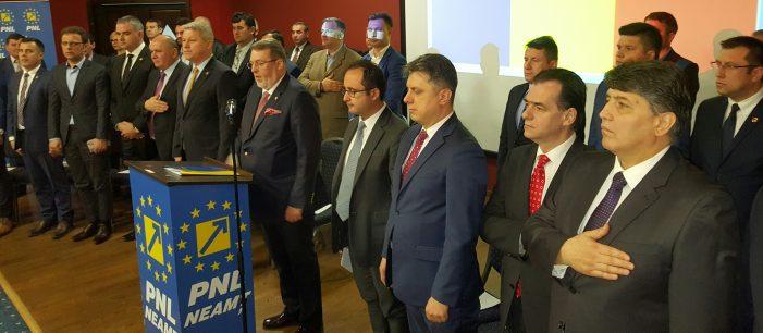 Echipa Cozmanciuc-Țapu-Leoreanu va conduce PNL Neamț pentru următorii  4 ani! Iată numele celor 30 de membri ai BPJ! (foto-galerie)