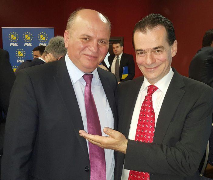Previzibil! PNL Piatra Neamț îl susține pe Ludovic Orban pentru preşedinția partidului!