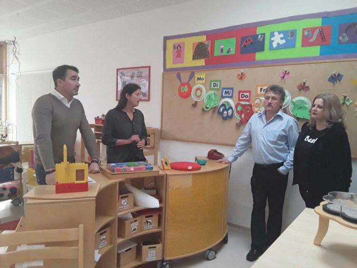 Președintele CJ Neamț, impresionat de școlile speciale din Germania! Arsene vrea modele similare și în Neamț!