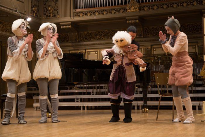 """""""Copilăria lui Mozart"""" – primul eveniment din seria """"Clasic e fantastic"""" de la Piatra Neamț"""