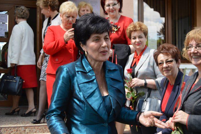 Mihaela Marian, candidatul PSD pentru funcția de primar al comunei Bălțătești