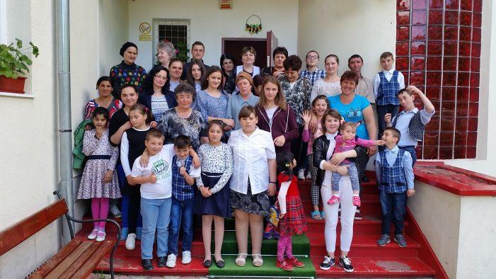Ziua Familiei a fost sărbătorită și în centrele de plasament din Neamț