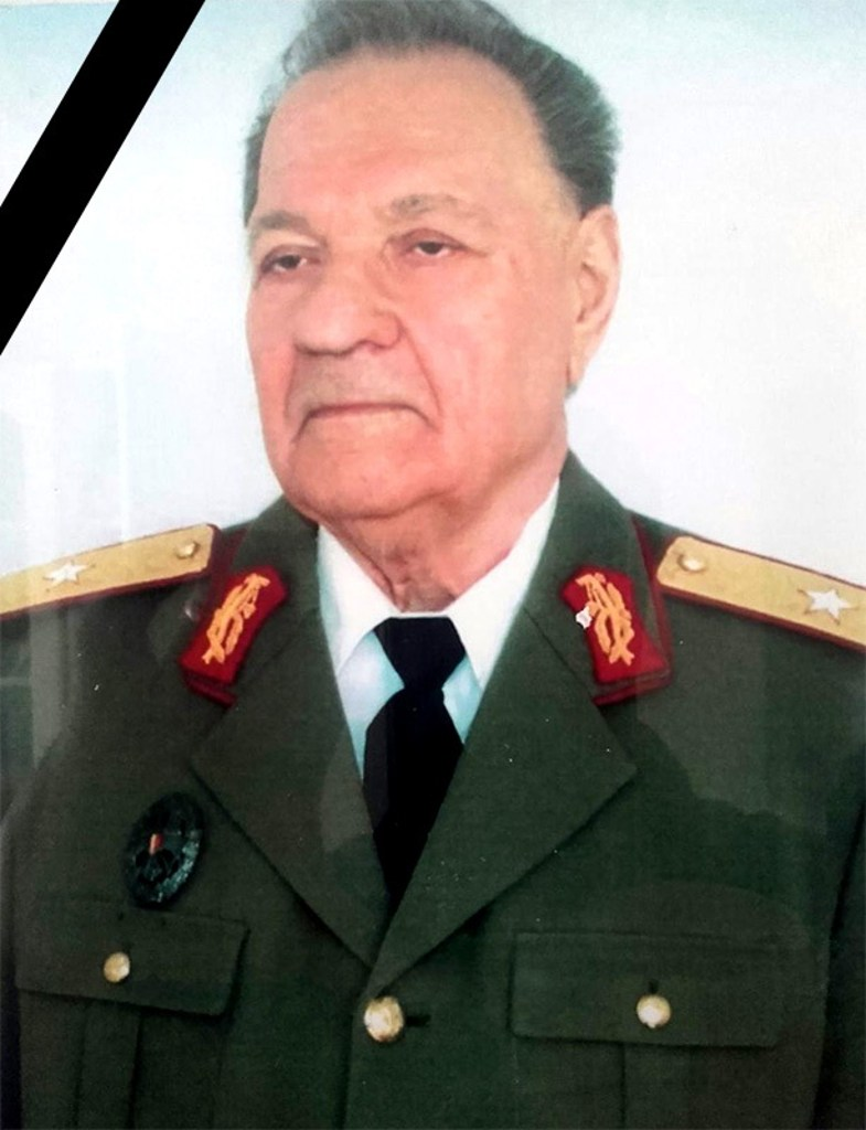 A murit generalul Belușinschi, fostul comandant al Detașamentului de Pompieri Neamț