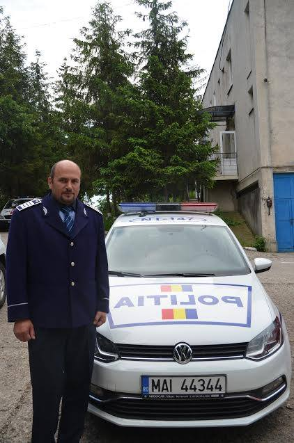 Autorul dublei crime de la Războieni, reținut de procurori! Polițistul care l-a prins, declarat eroul zilei!