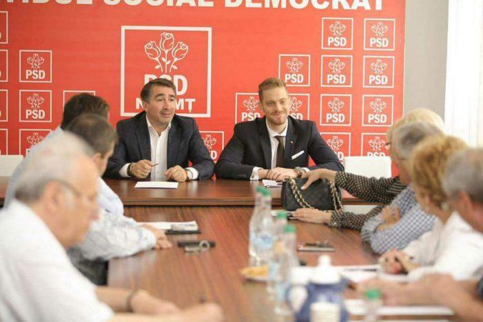 Județul Neamț are ministru în Guvernul Tudose