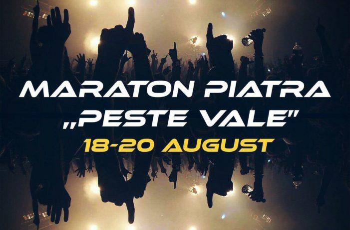 Maraton rock și folk în Ștrandul municipiului Piatra-Neamț!