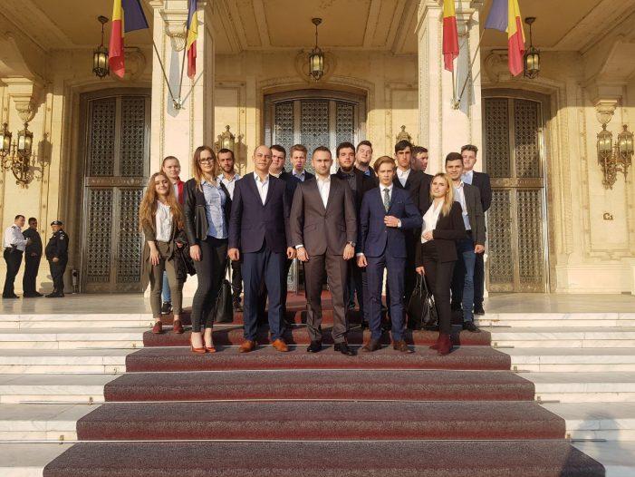 Președintele TNL Neamț face parte din echipa de conducere a noului președinte al Tineretului Național Liberal